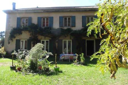 Chambres de charme à Chaponost, 20 minutes de Lyon - Rumah