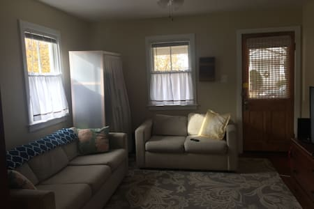 Adorable 1940's home near downtown - Frederick - Huis