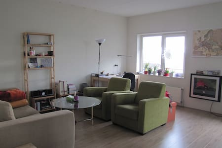 B&B in a homey apartment - Wohnung