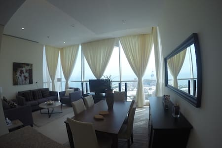 Modern 2 bed, Fantastic views, Central Location - Apartment
