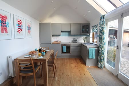 Studio cottage near Cornish beach - Bolingey - House