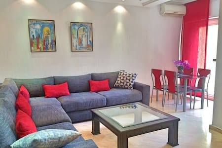 New, modern apartment very well located - Casablanca