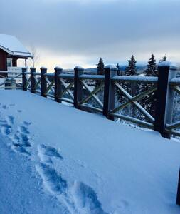 Åre Tegefjäll -stuga ski-in ski-out - Cottage