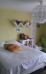 Chambre Zen tout confort - Apartamento