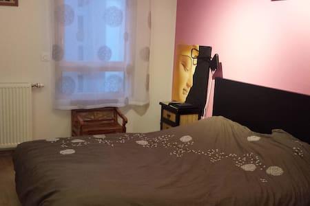 Lyon 8 Chambre privée dans joli T3 - Leilighet