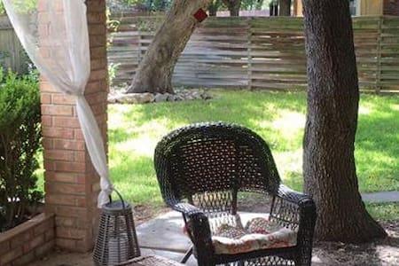 Cozy Room at Cozy Casa! - San Antonio