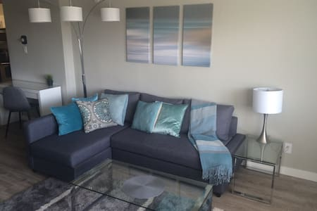 Modern Luxury in Osborne Village - Winnipeg - Lejlighed