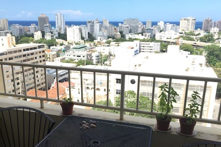 alterNativa Guestplace in artsy Santurce - Appartement