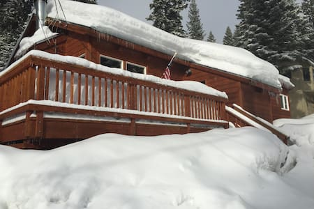 Updated/Cozy Cabin Near Sunnyside! - Cabaña