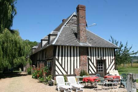 Normandy farmhouse - Saint-Julien-le-Faucon - House