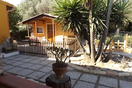 Monolocale a 300mt dal mare /small wooden house - Quartu Sant'Elena - Apartment