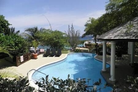 Modern 3100sf paradise on the beach - Ocho Rios - House