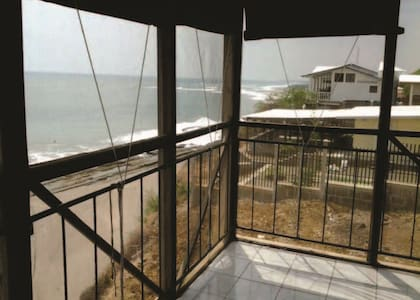 Beachfrnt Home La Boquita Nicaragua - Dom