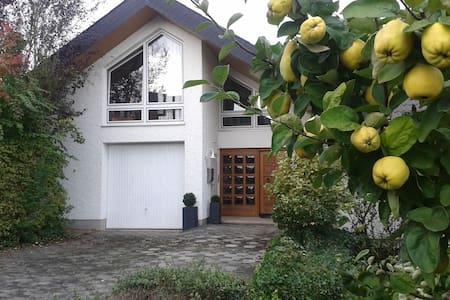 Wohnen in stadtnaher, aber ruhiger Wohnung - Bad Hersfeld - Apartament
