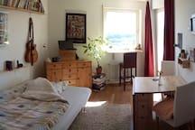 Helles Appartement mit traumhaftem Ausblick