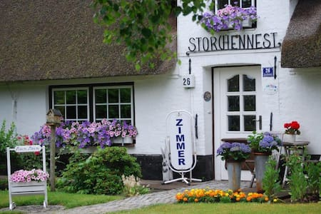 Bed & Breakfast Storchennest Schafflund - Bed & Breakfast
