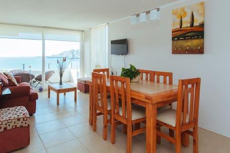 Fantastisk lägenhet vid stranden - Lägenhet