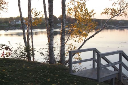 Tranquil Waterfront House - South Thomaston - Hus