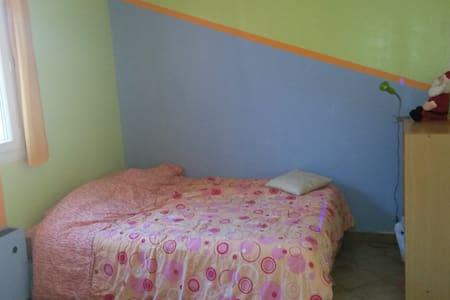 chambre privée dans maison avec jardin - Pont-Saint-Esprit - Ev