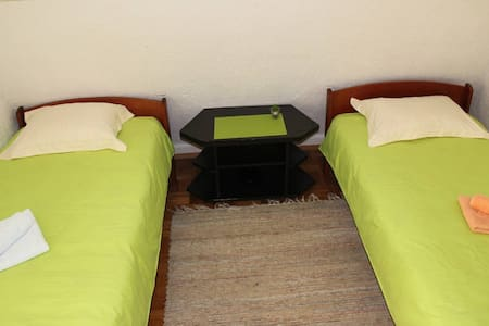 "Double Bedroom 2 - ""Snooze"" B&B in Bihac - Haus"