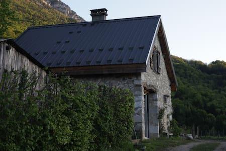 Maison de campagne en Chartreuse - House