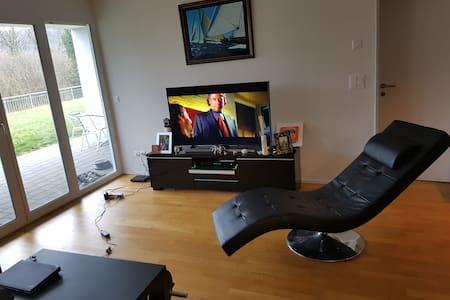 New Garden Studio ,Internet TV, 30 minutes Zurich - Birmenstorf