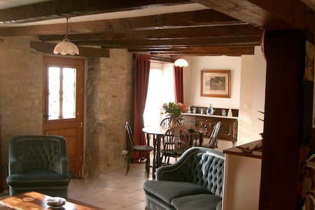 Character stone house - ideal peaceful retreat - Caden - Apartment