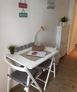 Charmantes Apartment mitten in der Altstadt - Karlsruhe - Apartamento