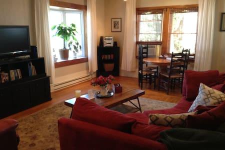 Adirondack Abode - Cozy -comfortable -convenient - Daire