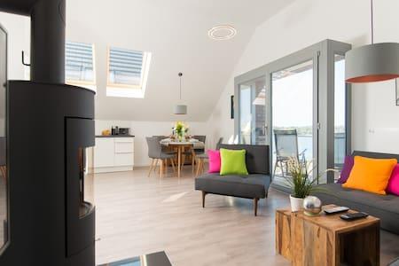 Luxus Ferienappartment mit Blick auf die Ostsee - Apartment