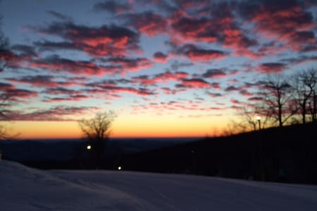 Holidays in the Blue Ridge Mtn, Wintergreen Resort - Roseland
