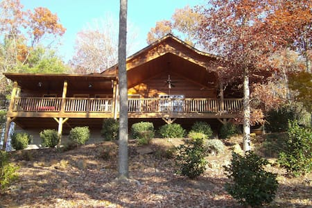 Haven in the Hills Luxury Cabin  Murphy, NC - Cabana