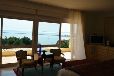 Suite de Luxo Vista Mar