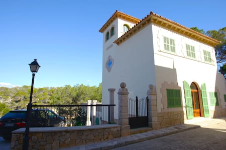 EXCLUSIVE VILLA FRONT THE SEA - Cala Figuera - House