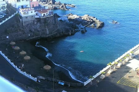 LOS GIGANTES 5 мин до пляжа - Сантъяго-дель-Тейде - Wohnung