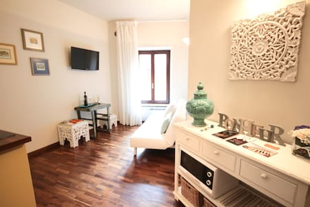 Romantic flat in the old town of Verona - Lägenhet