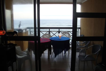Apartment in front of the sea - Wohnung