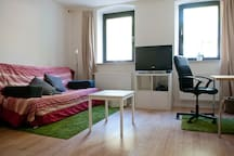 Small but very central apartment