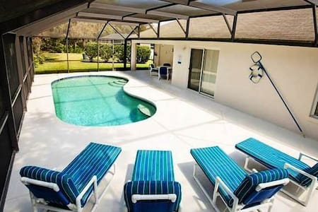 Vacation Rentals Near Disney Villa! - Davenport - Casa
