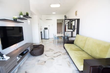 New Refurbished Modern Style Apartment PortDickson - Port Dickson
