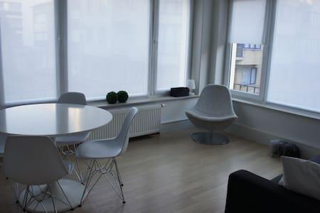 Knus appartement aan het strand! - Knokke-Heist - Lakás