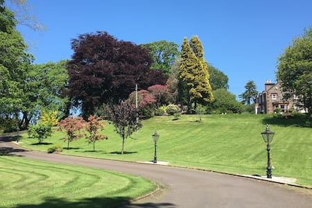 Fludha GH.   5 star with fine view - Kirkcudbright - Bed & Breakfast
