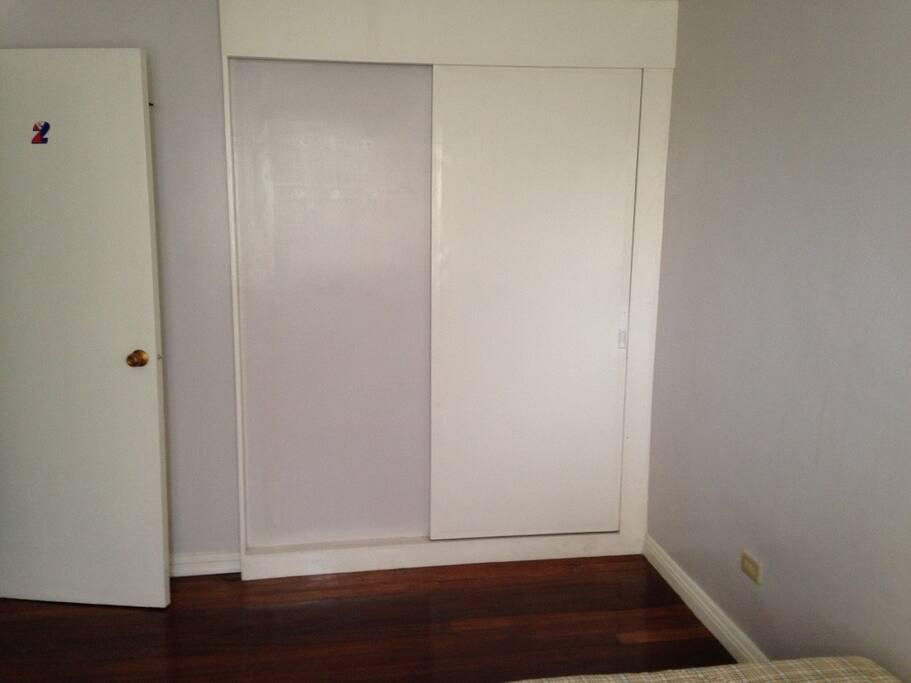 Single bed room 2 second floor