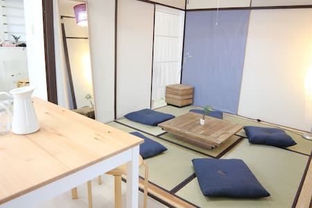 3. Shinjuku 2 bedroom Apartment - Appartamento