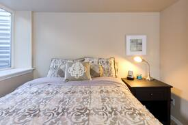 Picture of Comfort, Quiet, Convenience Queen Bed Private Bath