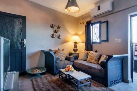Appartement panoramique Medina - Marrakesh - Apartment