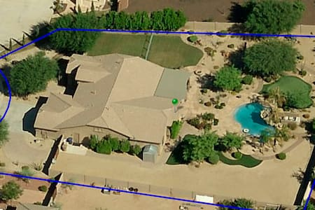 Vacation Oasis @ Resort Style Home - Litchfield Park - House