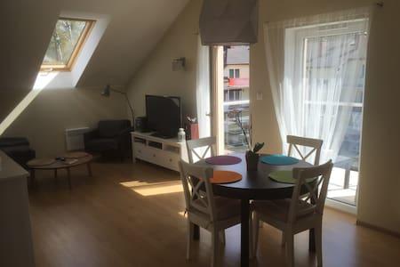 Baltic Suite - Międzywodzie - Apartment
