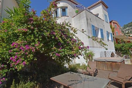 appartement 2 p. terrasses, vue mer - Villefranche-sur-Mer - Appartement