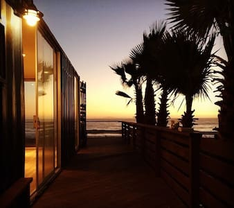 SURF & CHILL CONTAINER HOME - Dom